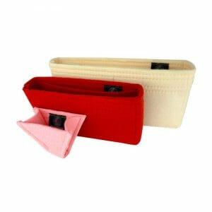 Louis Vuitton Multi Pochette Accessories Bag Liner Organiser Set of 3 liners