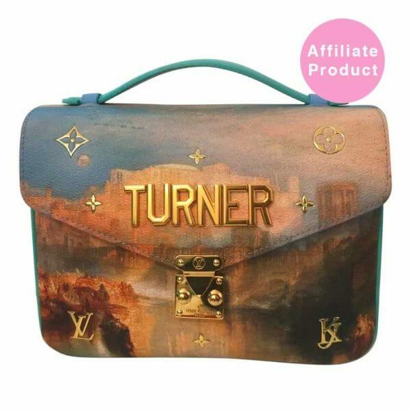 Louis Vuitton Pochette Metis Turner Jeff Koons Masters Collection