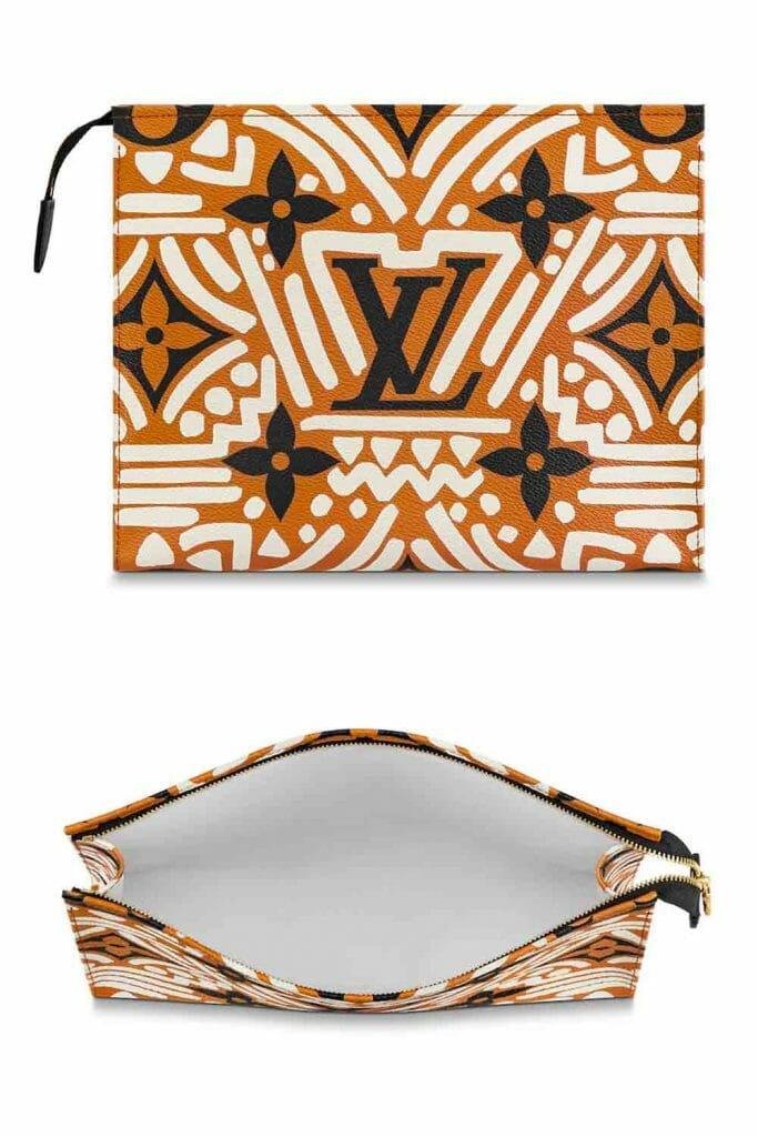Louis Vuitton LV Crafty Print Toiletry Pouch 26 Toilette