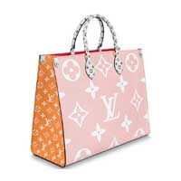 Louis Vuitton Giant Monogram Colour Block OnTheGo tote bag LV GM Thumbnail