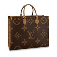 Louis Vuitton OnTheGo tote bag LV Large GM Thumbnail
