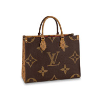 Louis Vuitton OnTheGo tote bag LV MM Thumbnail