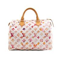 Louis Vuitton Watercolour Speedy 35 Limited Edition