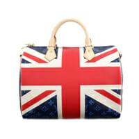Louis Vuitton royal wedding union jack 2018 speedy 30 Limited Edition