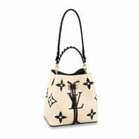 louis vuitton crafty neonoe cream and black bag 2020 collection handbag icon handbagholic 200x200px