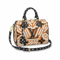 louis vuitton crafty speedy cream caramel 2020 collection handbag icon handbagholic 200x200px