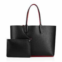 Christian Louboutin spiked Cabata designer tote bag handbag icon handbagholic 200x200px
