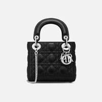 Lady Dior Mini designer tote bag handbag icon handbagholic 200x200px