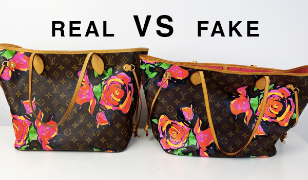 Louis Vuitton fake vs real louis vuitton neverfull mm bag comparison Featured Image Blog Handbagholic