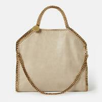 Stella Mccartney Falabella Fold Over Tote designer tote bag handbag icon handbagholic 200x200px