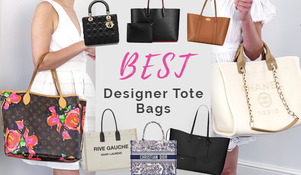 The best designer tote bags for work and everyday