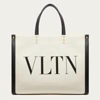 valentino VLTN Canvas designer tote bag handbag icon handbagholic 200x200px