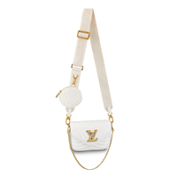 LOUIS VUITTON NEW WAVE MULTI-POCHETTE snow white leather icon handbagholic 200x200px