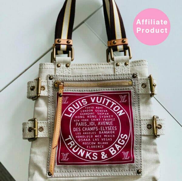 Louis Vuitton globe PM bag limited edition