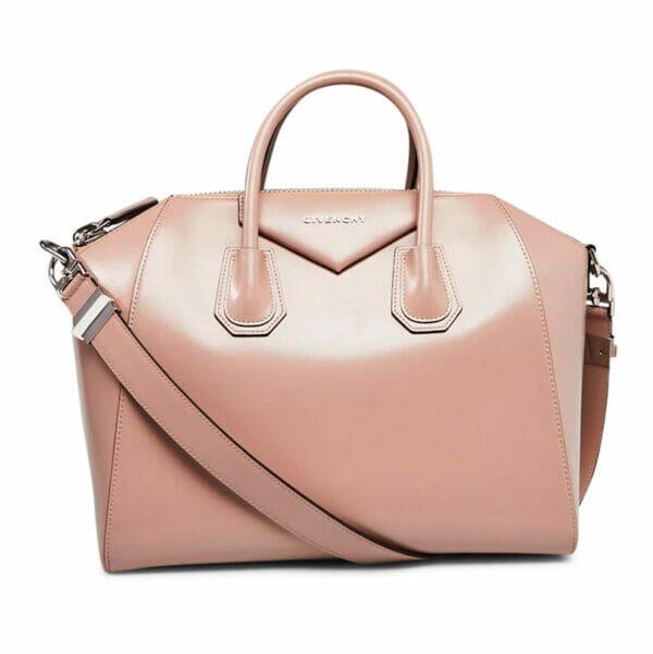 Givenchy Antigona Medium Taupe Bag Nude Beige main