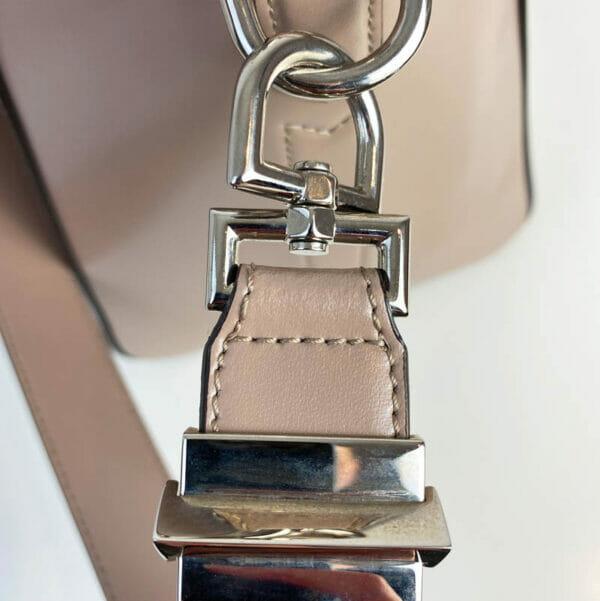 Givenchy Antigona Medium Taupe Bag Nude Beige silver hardware