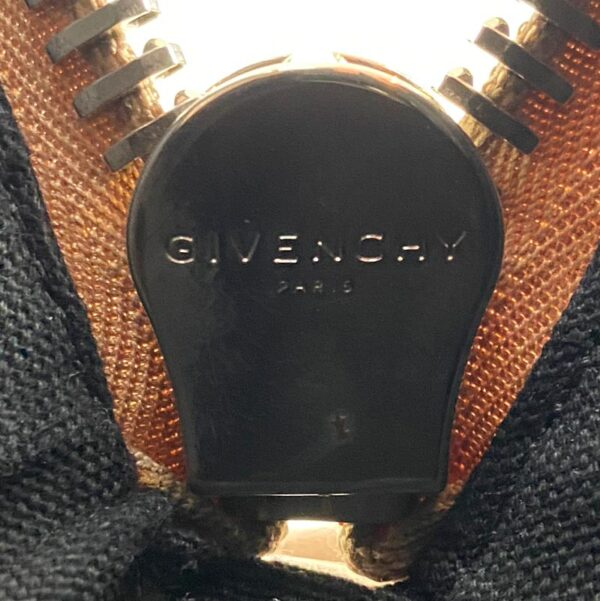 Givenchy Antigona Medium Taupe Bag Nude Beige zipper logo