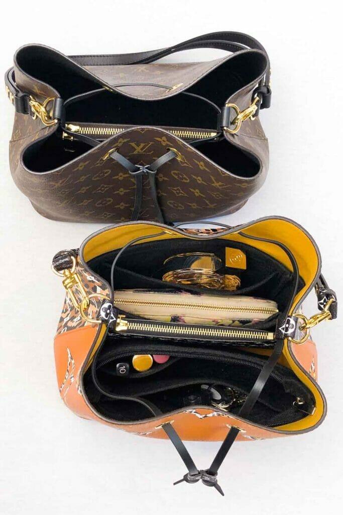Louis Vuitton LV NeoNoe Bucket Bag organizers bag liners handbagholic