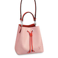 Louis Vuitton NeoNoe EPI Leather Pink Bucket bag LV Thumbnail