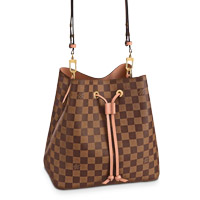 Louis Vuitton NeoNoe bag Damier Ebene Canvas LV Thumbnail