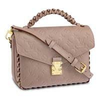 Louis Vuitton dune braided handle pochette metis LV Thumbnail