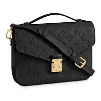 Louis Vuitton pochette metis emprinte leather LV Thumbnail