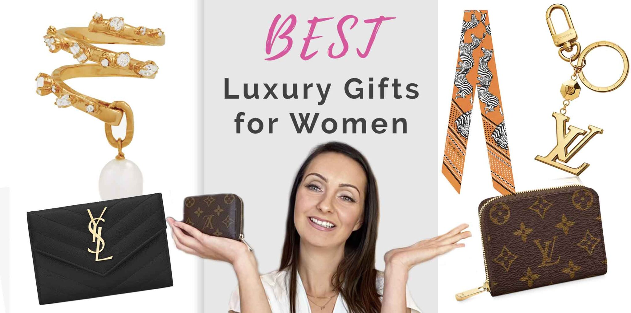 Luxury Gifts for Her Under 300 Designer Gift for Women Blog Thumbnail