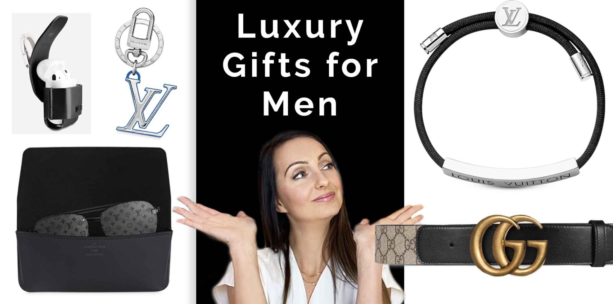Luxury Gifts for Men Under 300 Designer Gift for Man Blog Thumbnail