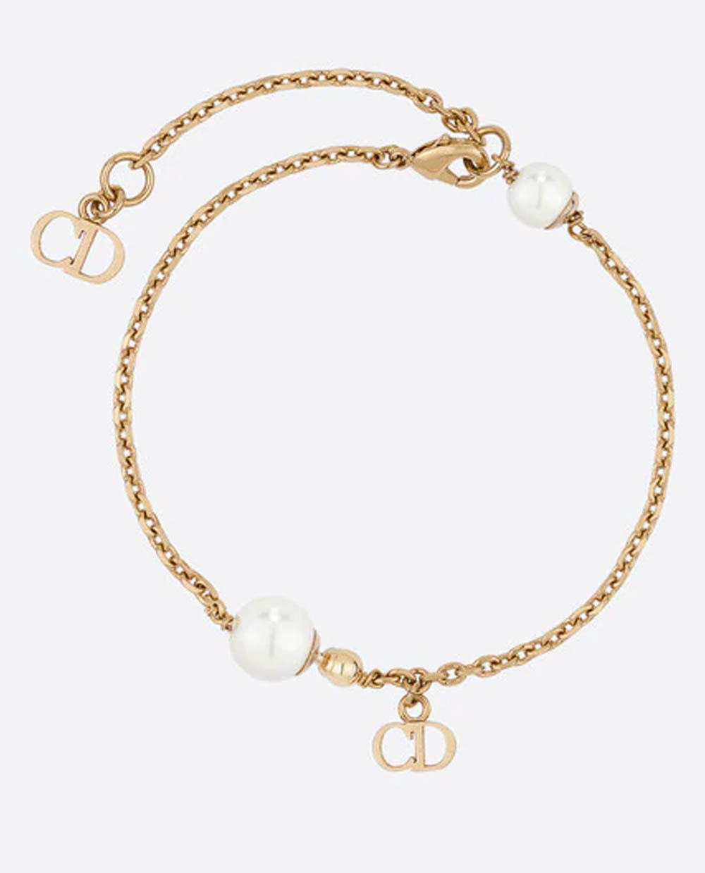 The-best-luxury-gifts-for-her-women-Dior-LA-PETITE-TRIBALE-BRACELET-pearl-gold