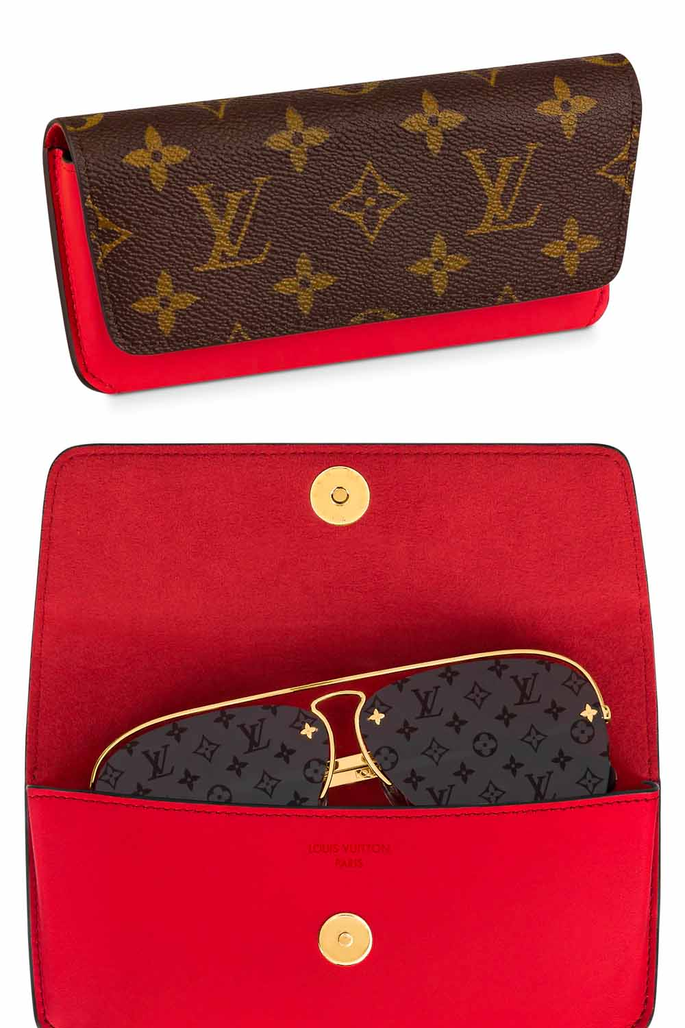 The-best-luxury-gifts-for-her-women-Louis-Vuitton-woody-monogram-sunglasses-case