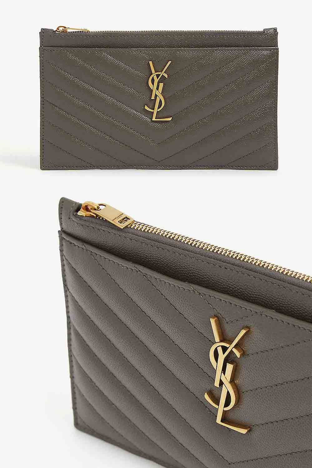 The-best-luxury-gifts-for-her-women-SAINT-LAURENT-Monogram-quilted-leather-pouch-gift-idea