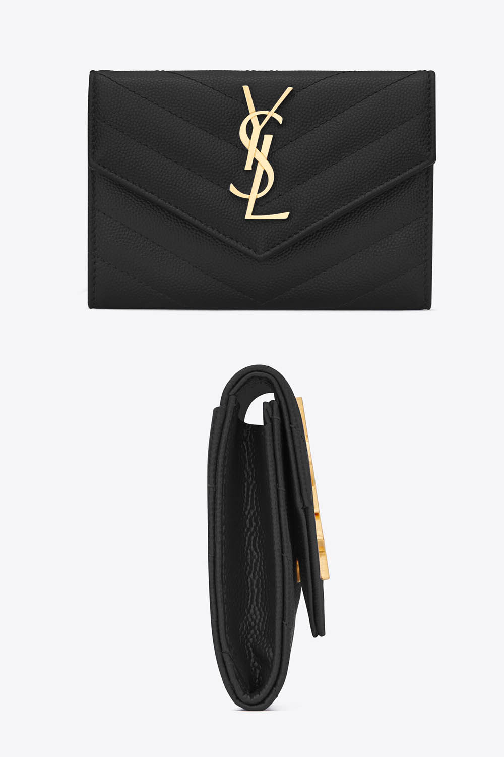 women-saint-laurent-ysl-MONOGRAM-SMALL-ENVELOPE-WALLET-IN-GRAIN-DE-POUDRE-EMBOSSED-LEATHER