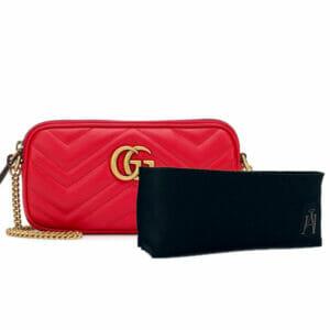 Gucci-Mini-Marmont-Shoulder-Bag-Handbag-Liner-By-Handbag-Angels