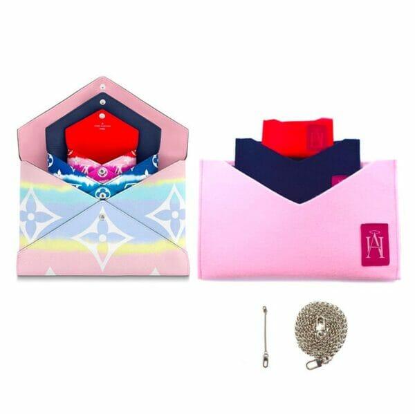 Louis Vuitton Kirigami Pouch Conversion Kit Liner Set