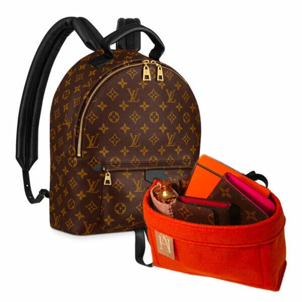 Louis Vuitton Palm Springs MM Backpack Liner Felt Bagliner Organiser