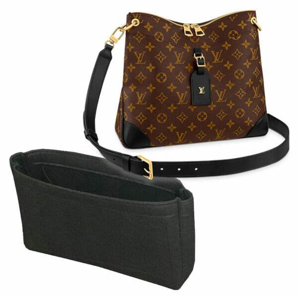 Louis Vuitton Odeon MM Crossbody Bag Liner Organiser