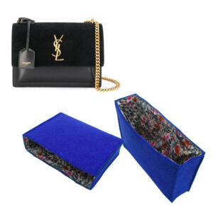 Saint Laurent Sunset Medium Bag liner Organizer YSL
