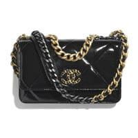 Chanel 19 wallet on chain thumbnail handbagholic 200x200px