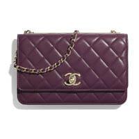 Chanel wallet on chain bag thumbnail handbagholic 200x200px