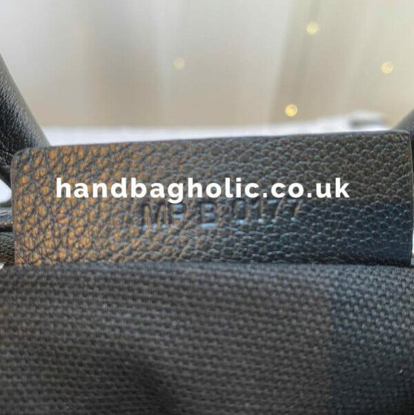 Givenchy antigona mini black calf leather serial code