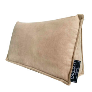 Medium nude bag shaper pillow cushion for designer bags