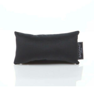 extra small black velvet bag Purse Pillow