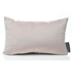 medium luxurious Silver velvet bag Purse Pillow