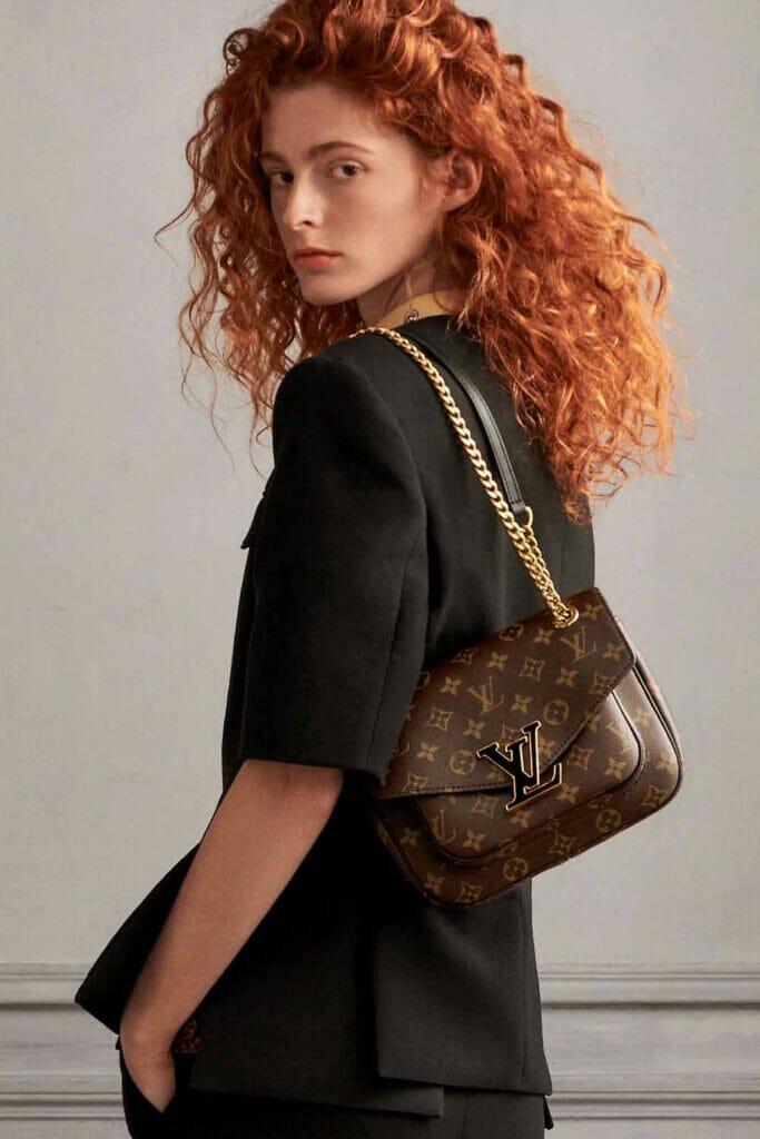 Louis Vuitton LV Passy Crossbody designer bag